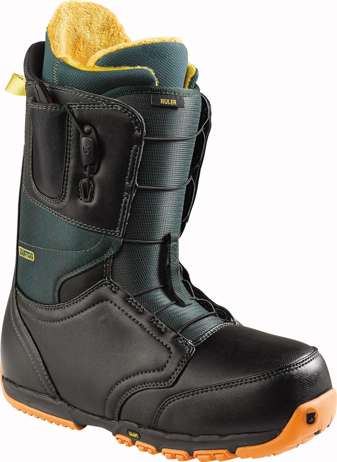 Boot Burton Ruler 14/15 black/green