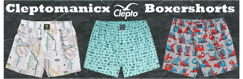 Cleptomanicx Boxershorts